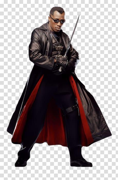 Abraham Whistler Blade Film Superhero movie Vampire, blade.
