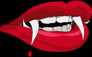 Vampire Teeth T.