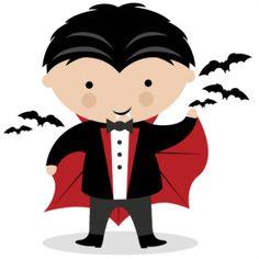 Vampires Clipart.