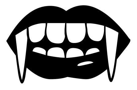 Vampire Halloween Clip Art Download.