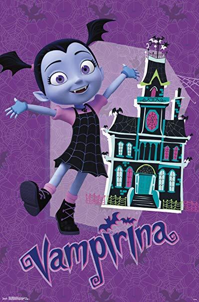 Trends International Disney Vampirina.