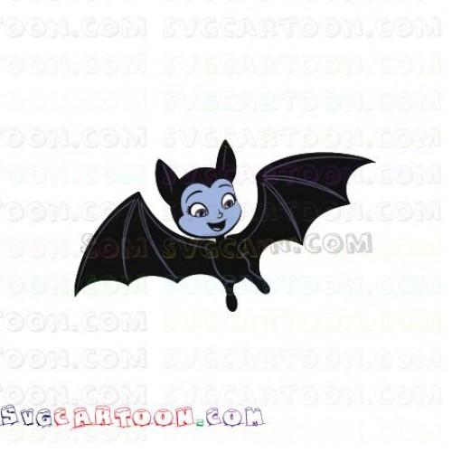 Vampirina Bat Flaying svg dxf eps pdf png.