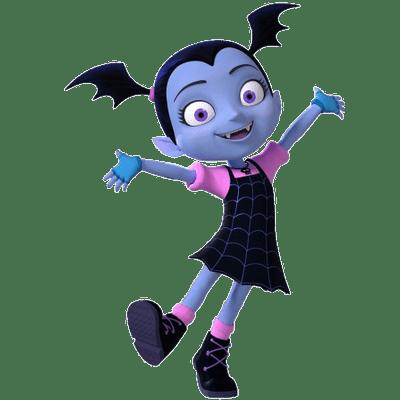 Vampirina Dancing in 2019.