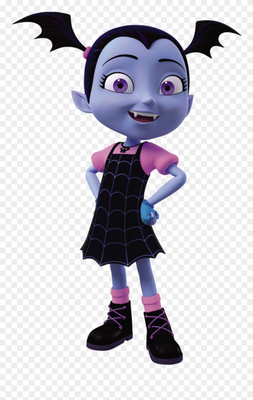 Disney Junior Vampirina Clipart (#4172938).