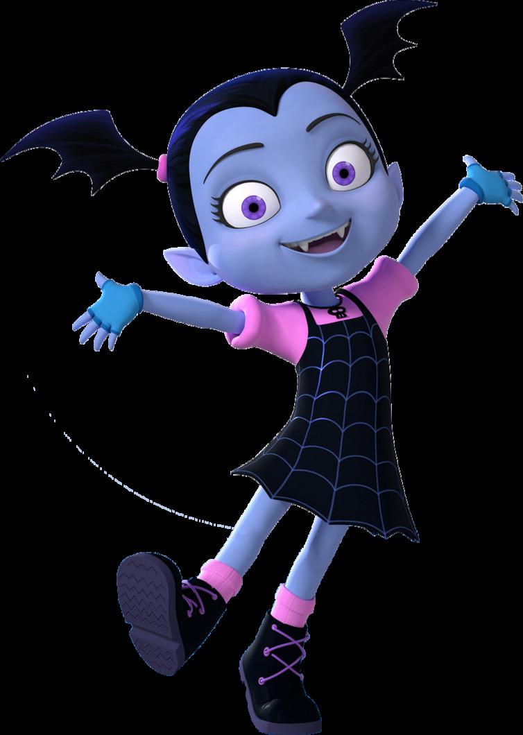 Vampirina.