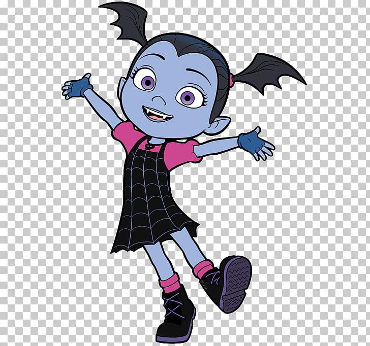 Disney Junior Drawing Television show , Vampirina, vampire.