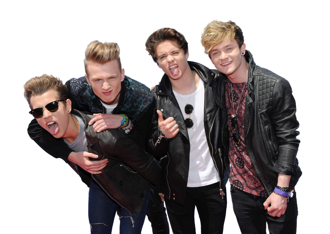 The Vamps Png by BelieveForMe on DeviantArt.