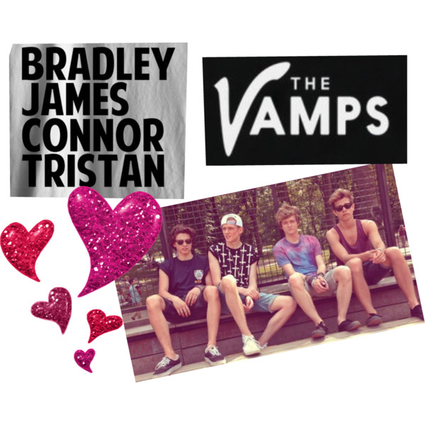 The vamps ❤  ❤  ❤.