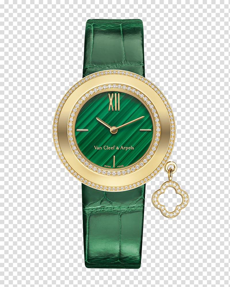 Watch Van Cleef & Arpels Charm bracelet Jewellery Diamond.