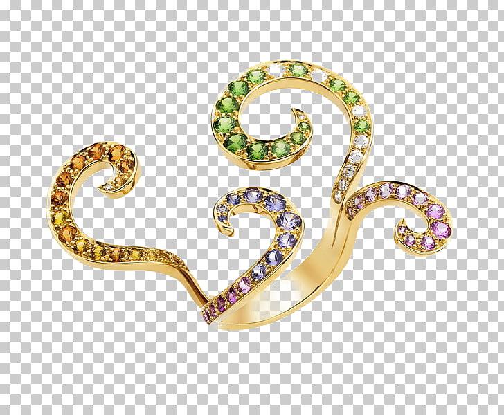 Earring Van Cleef & Arpels Jewellery Diamond, Ring PNG.
