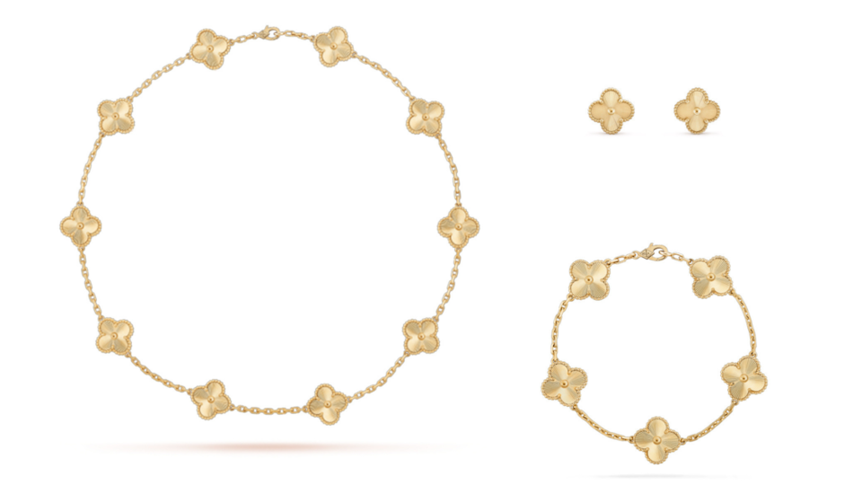3 Lucky Charms Reaffirming Our Love For Van Cleef & Arpels.