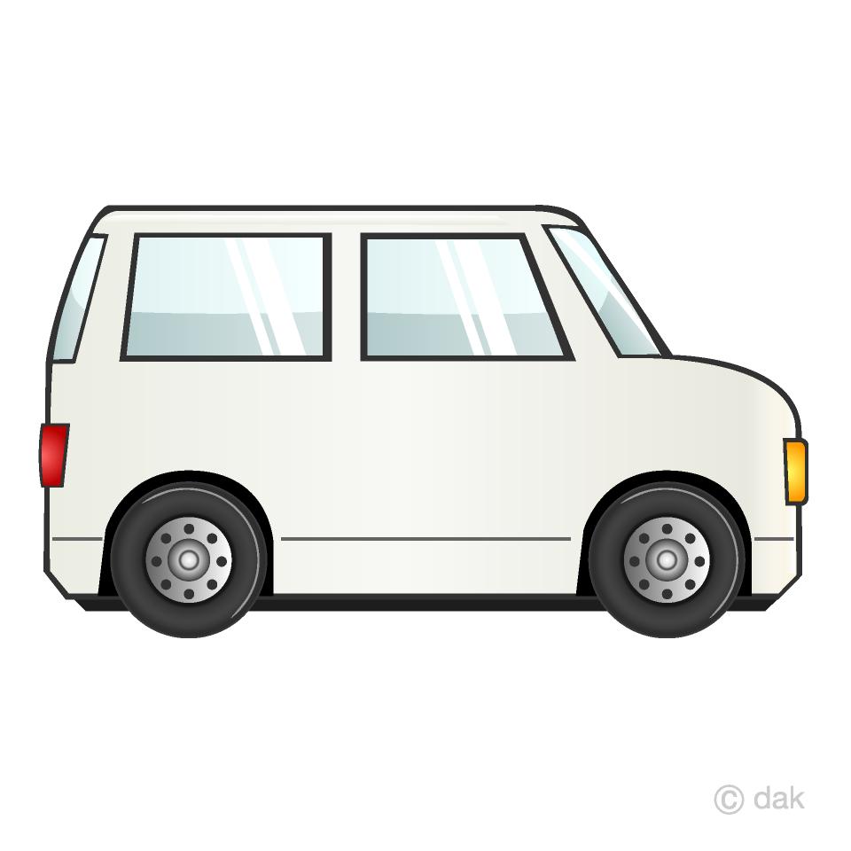 Free Cargo Van Clipart Image Illustoon.