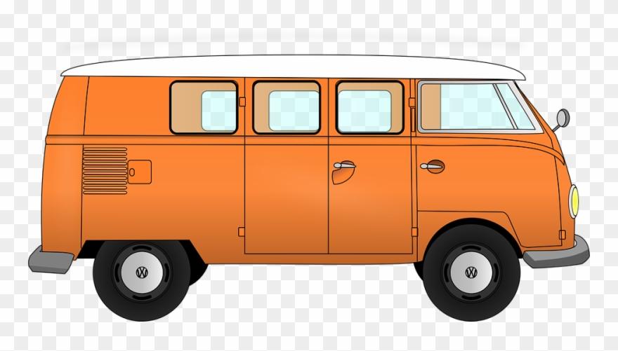 Bus Van Cliparts.