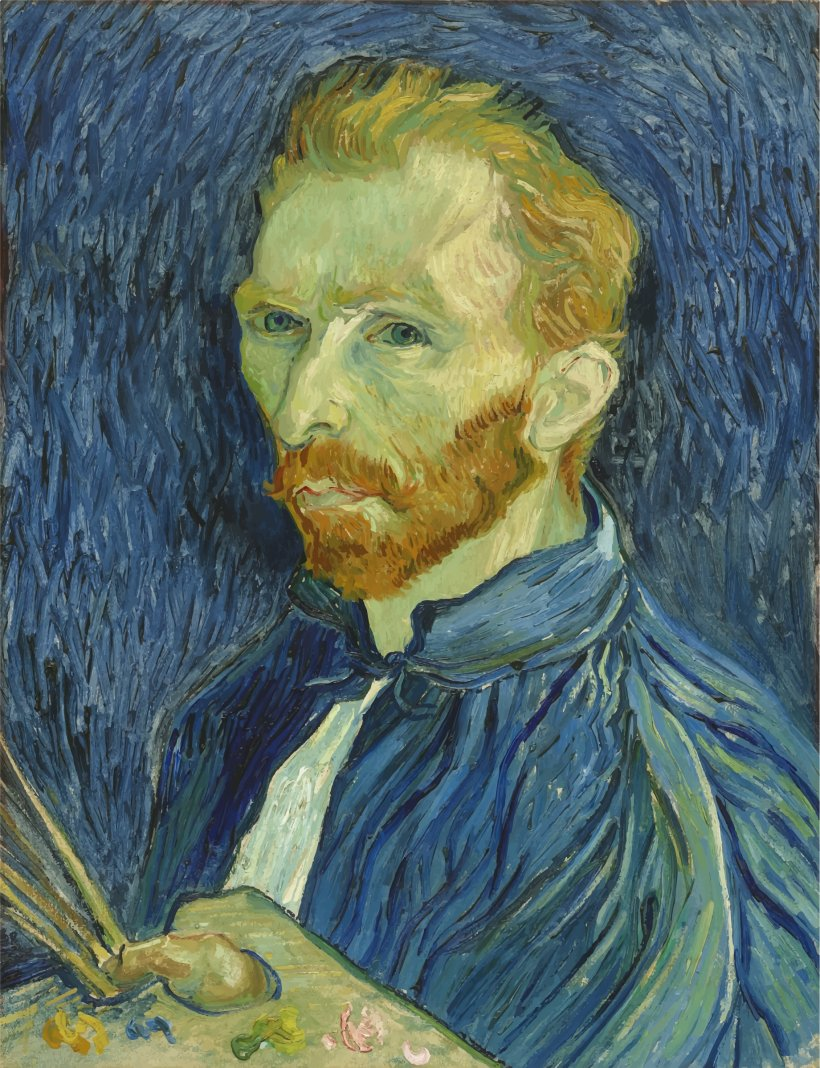 Vincent Van Gogh Van Gogh Self.