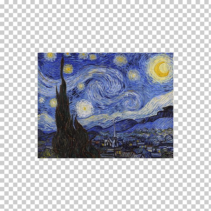 The Starry Night Starry Night Over the Rhône Van Gogh self.