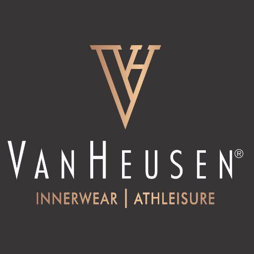 Image result for van heusen logo.