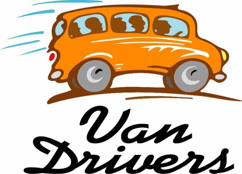 3532 Van free clipart.