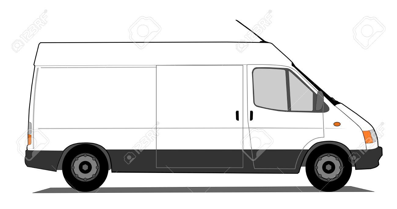Transit Van.