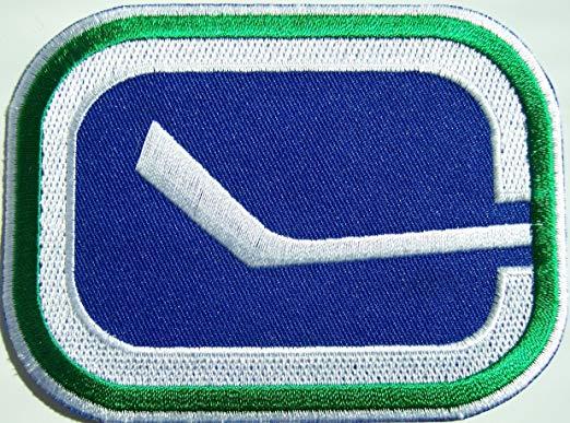 Vancouver Canucks Third Logo Shoulder.