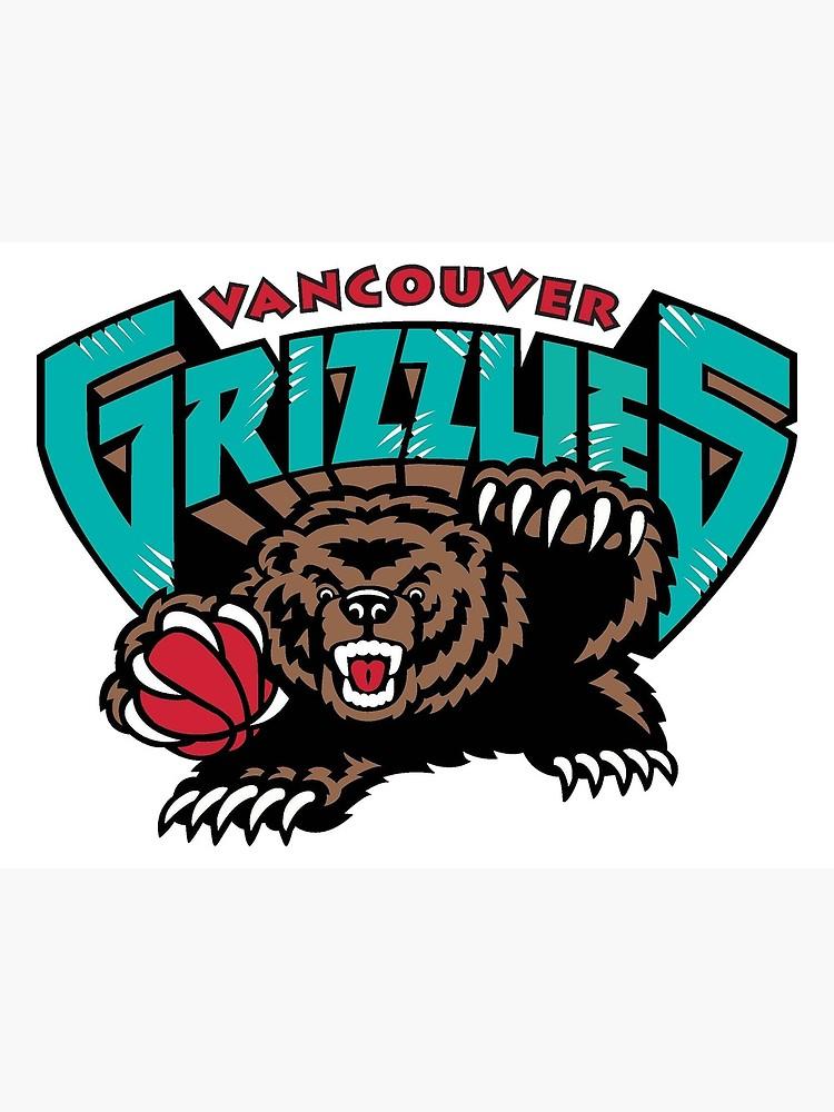 Vancouver Grizzlies Logo.
