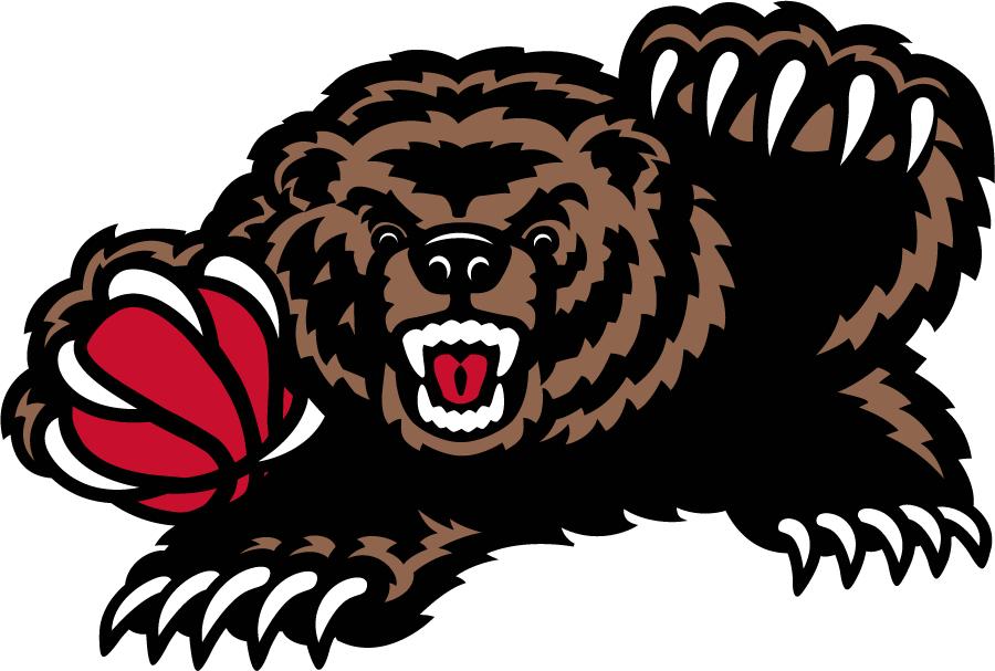 Memphis Grizzlies Alternate Logo.