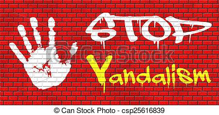 Vandalism Clip Art and Stock Illustrations. 2,023 Vandalism EPS.