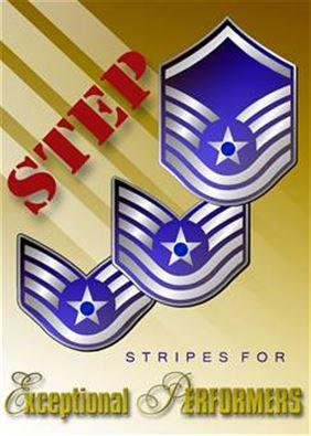 Vandenberg announces newest STEP promotee > Vandenberg Air Force.