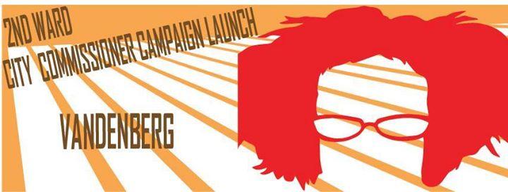 VandenBerg 2nd Ward Campaign Launch, Grand Rapids.