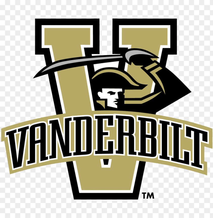 vanderbilt logo PNG image with transparent background.