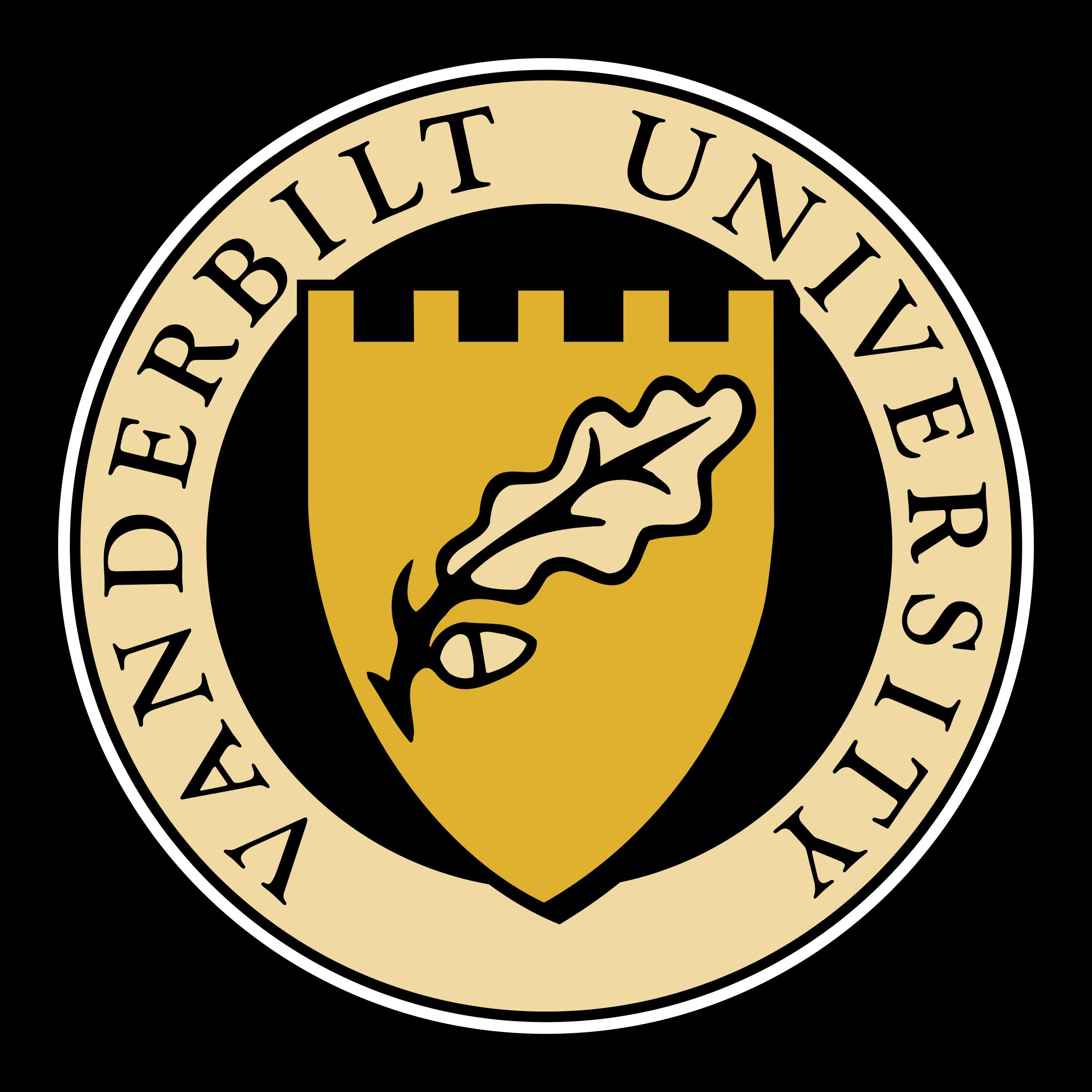 Vanderbilt University Logo PNG Transparent & SVG Vector.
