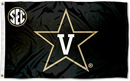 Amazon.com : College Flags and Banners Co. Vandy Commodores.