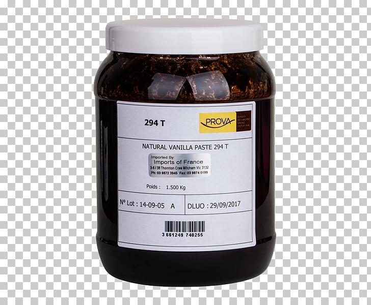 Ingredient, vanilla extract PNG clipart.