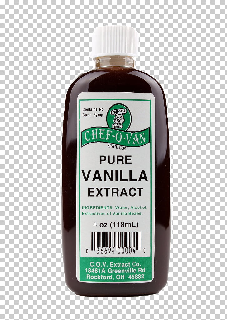 Vanilla extract Fluid ounce Chef, others PNG clipart.