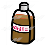 Vanilla extract clipart 1 » Clipart Portal.