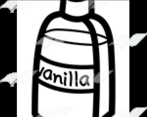 HD Vanilla Clipart Vanilla Extract.