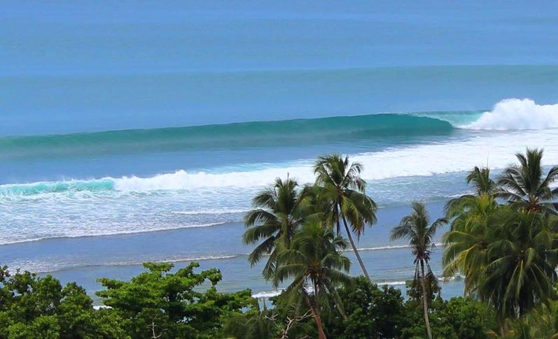 How was the first month of PNG surf season?.