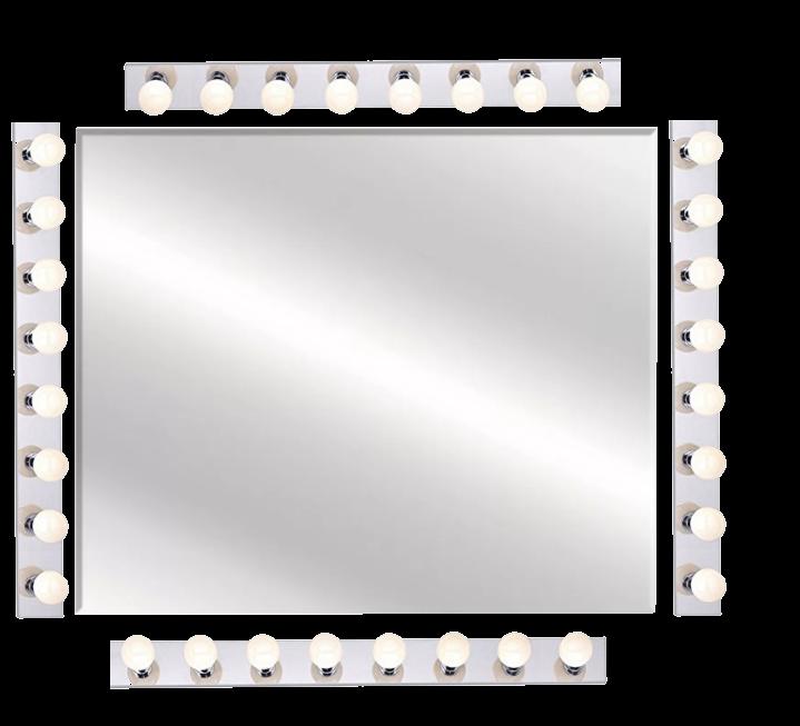 Makeup clipart hollywood mirror, Makeup hollywood mirror.