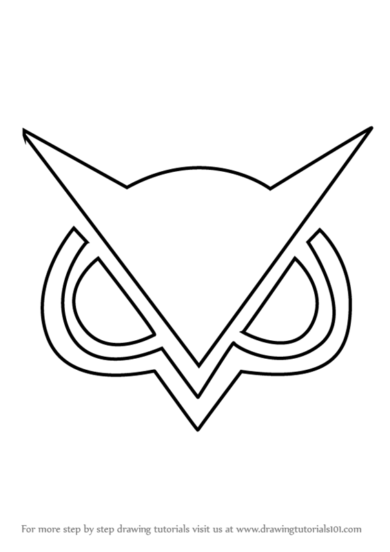 Learn How to Draw VanossGaming Logo (Brand Logos) Step by.