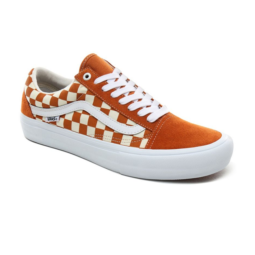 Old Skool Pro (Checkerboard).