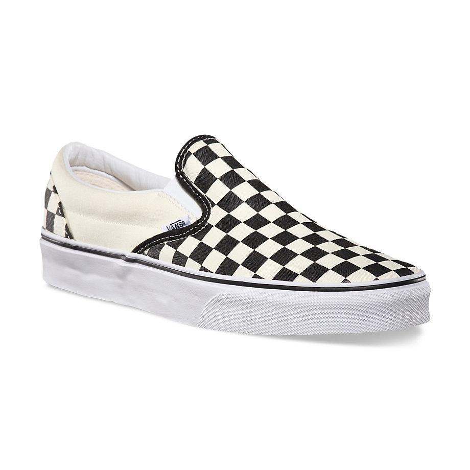 Vans Checkerboard Slip.