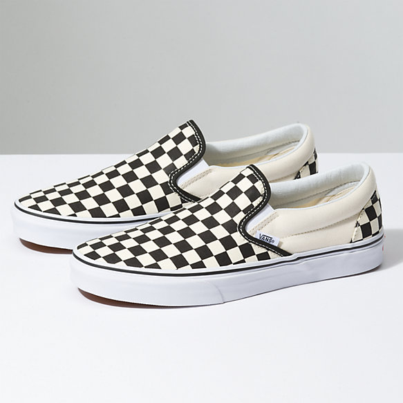Checkerboard Slip.
