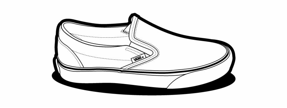 Shoe Clipart Vans.