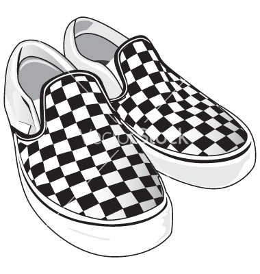 Collection of Vans clipart.