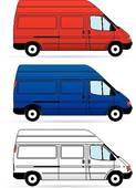 Vans Clip Art.