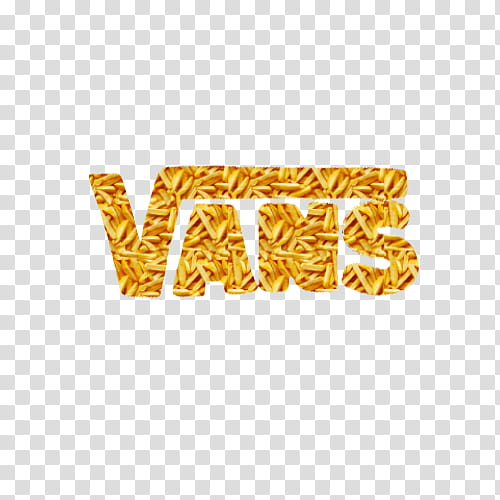 Vans logo transparent background PNG clipart.