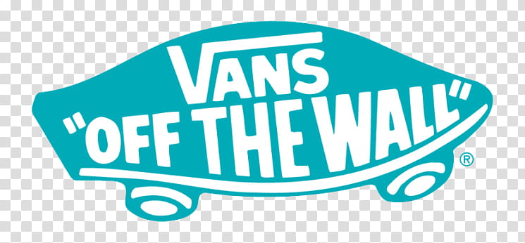 Vans Off the Wall logo transparent background PNG clipart.