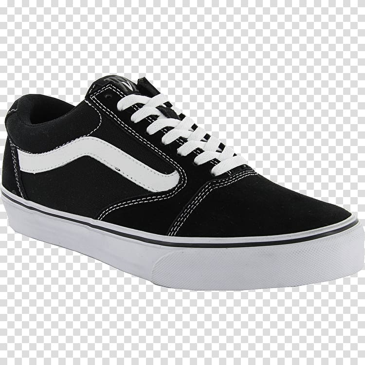 Black and white Vans Old Skool, Hoodie Vans T.
