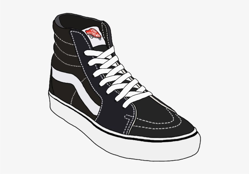 Black Shoes PNG Images.