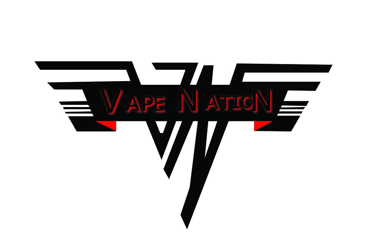 Vape Nation Logo.