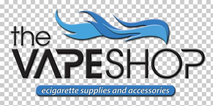 Logo Brand Vape shop, technology PNG clipart.